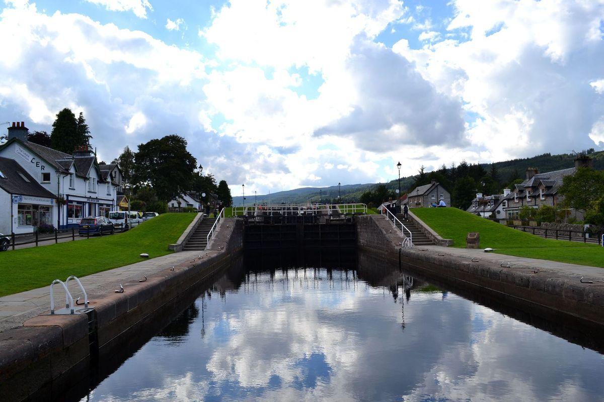 Au Loch Ness...