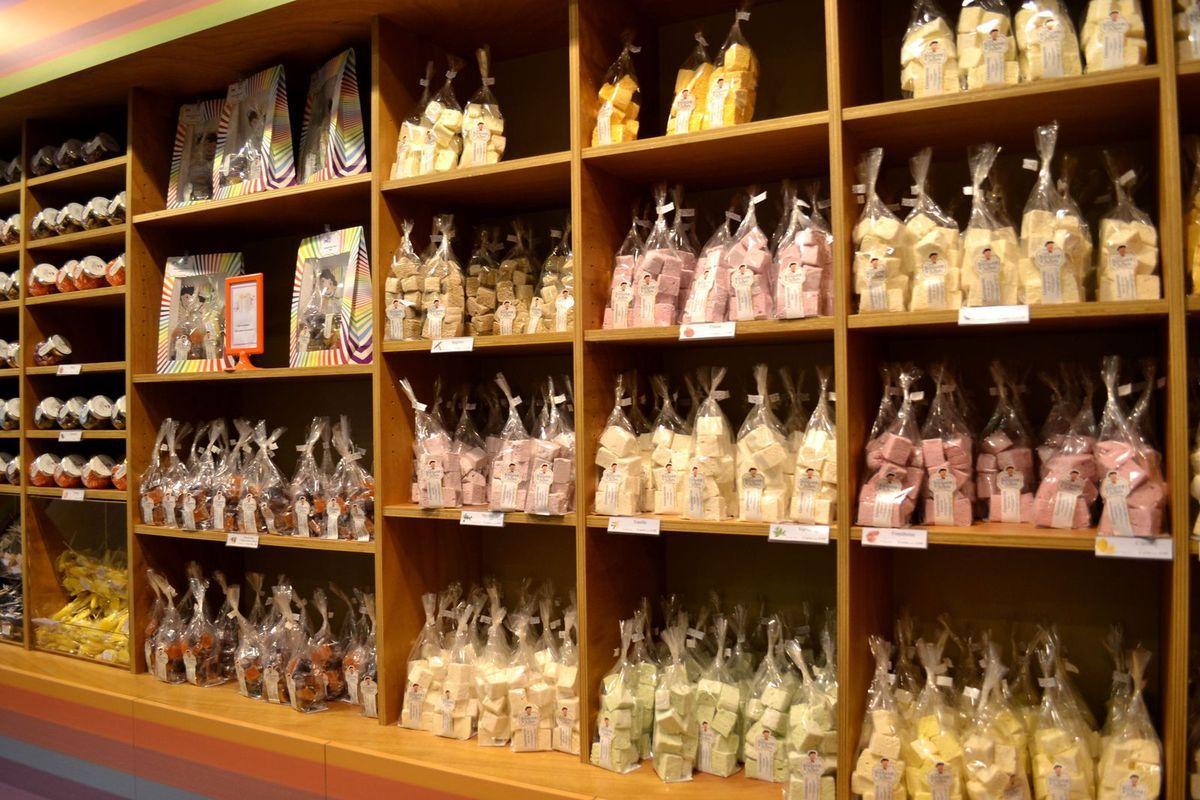 Les Bonbons de Julien ou l'escale sucrée au coeur du Pilat...