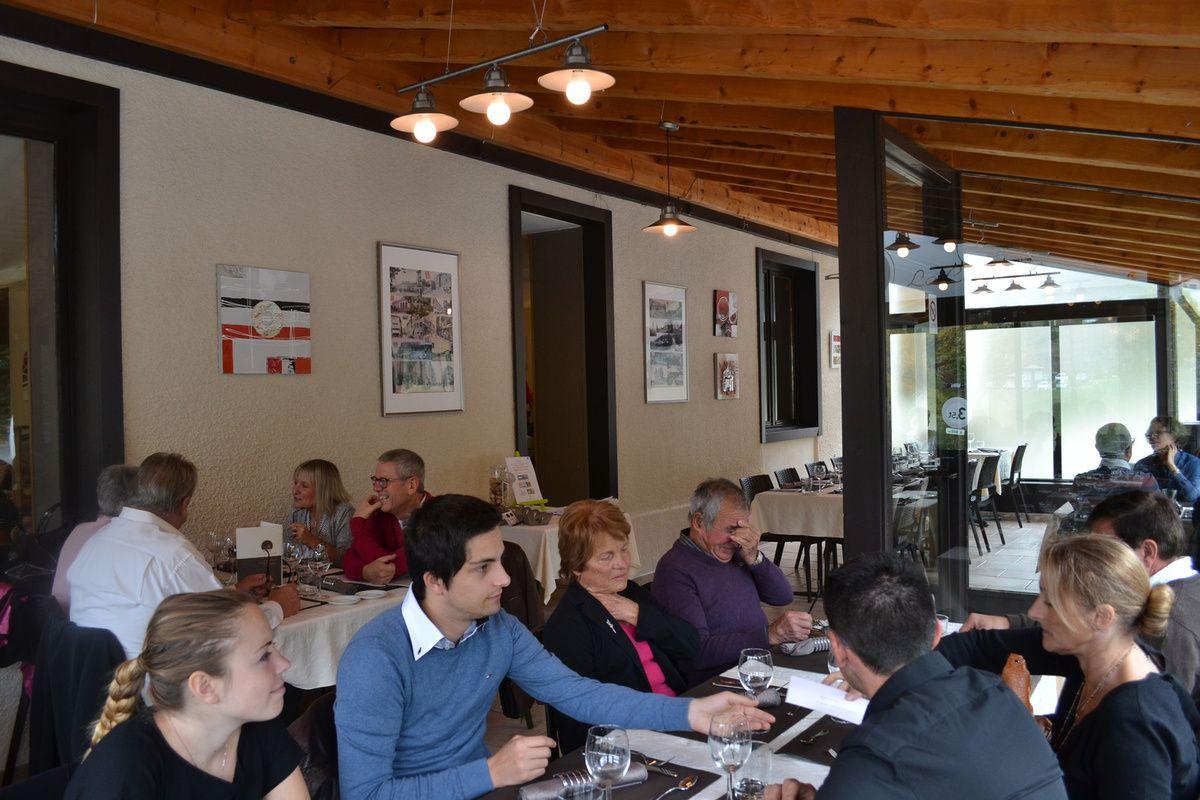 Bonne adresse: le restaurant La Cascade à La Valla en Gier dans la Loire