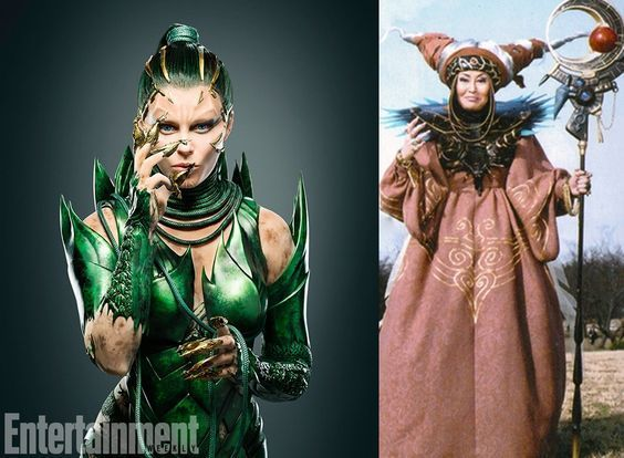 Power Rangers 2017: Rangers, Rita Repulsa
