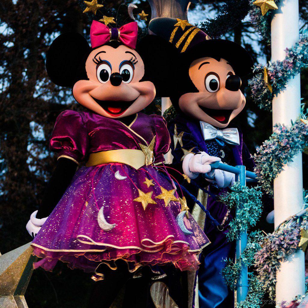 "Parade Disney ""Mini et Mickey"""