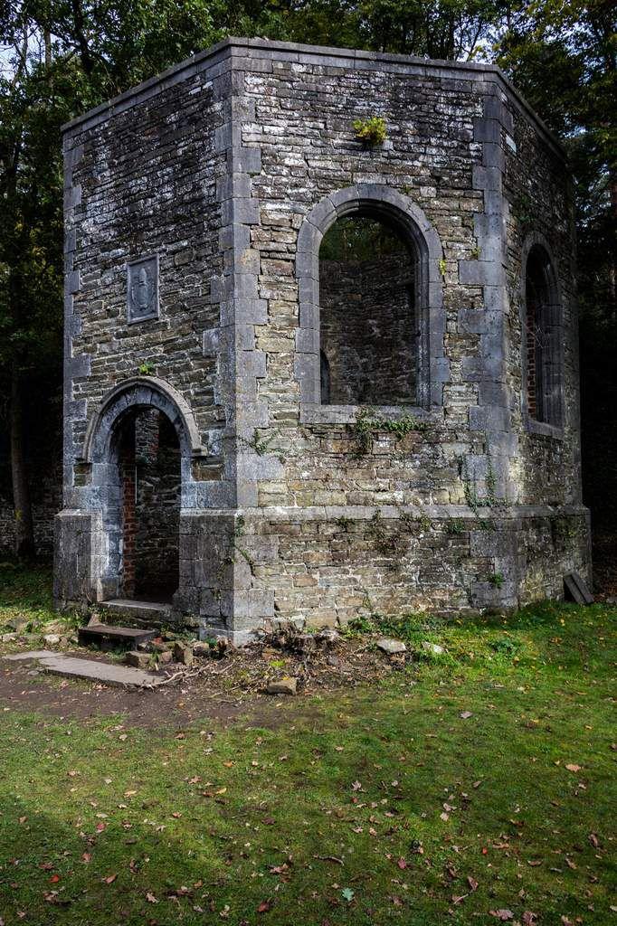 Ruine Villers la ville
