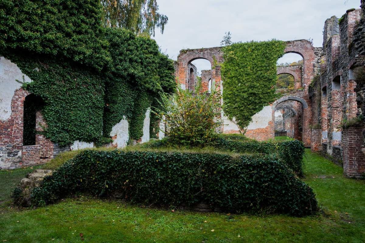 Ruine de Villers la Ville