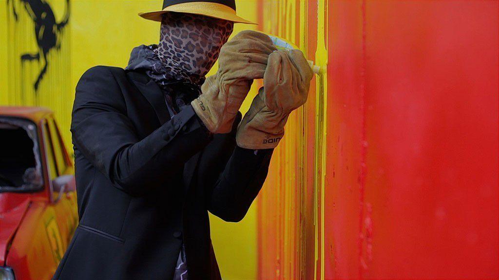 GRAFFITI: Peintres et Vandales, un documentaire de Amine Bouziane