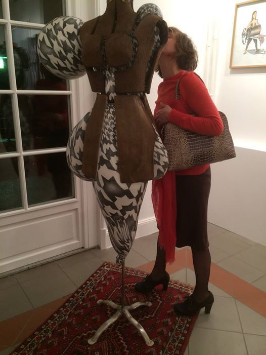 Venus Vesper: le vernissage!