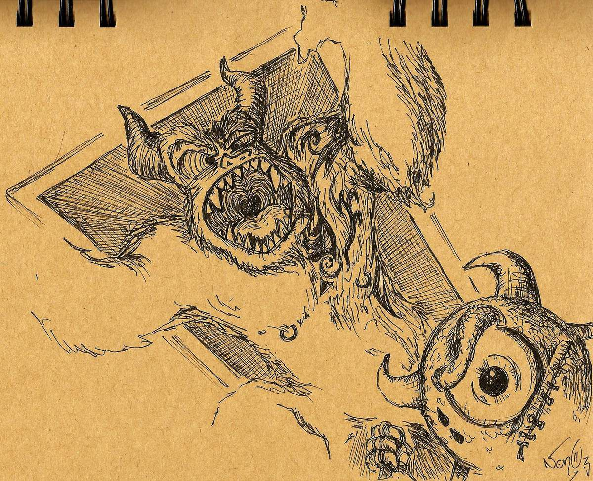Monsters Inked_
