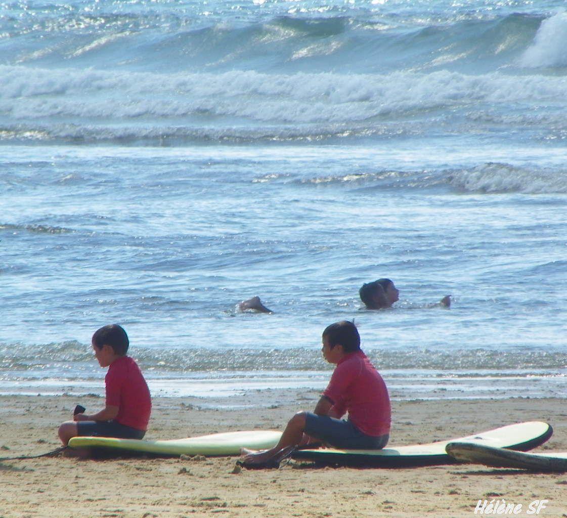 Collection Mes photos de surf décalées ou plus classiques