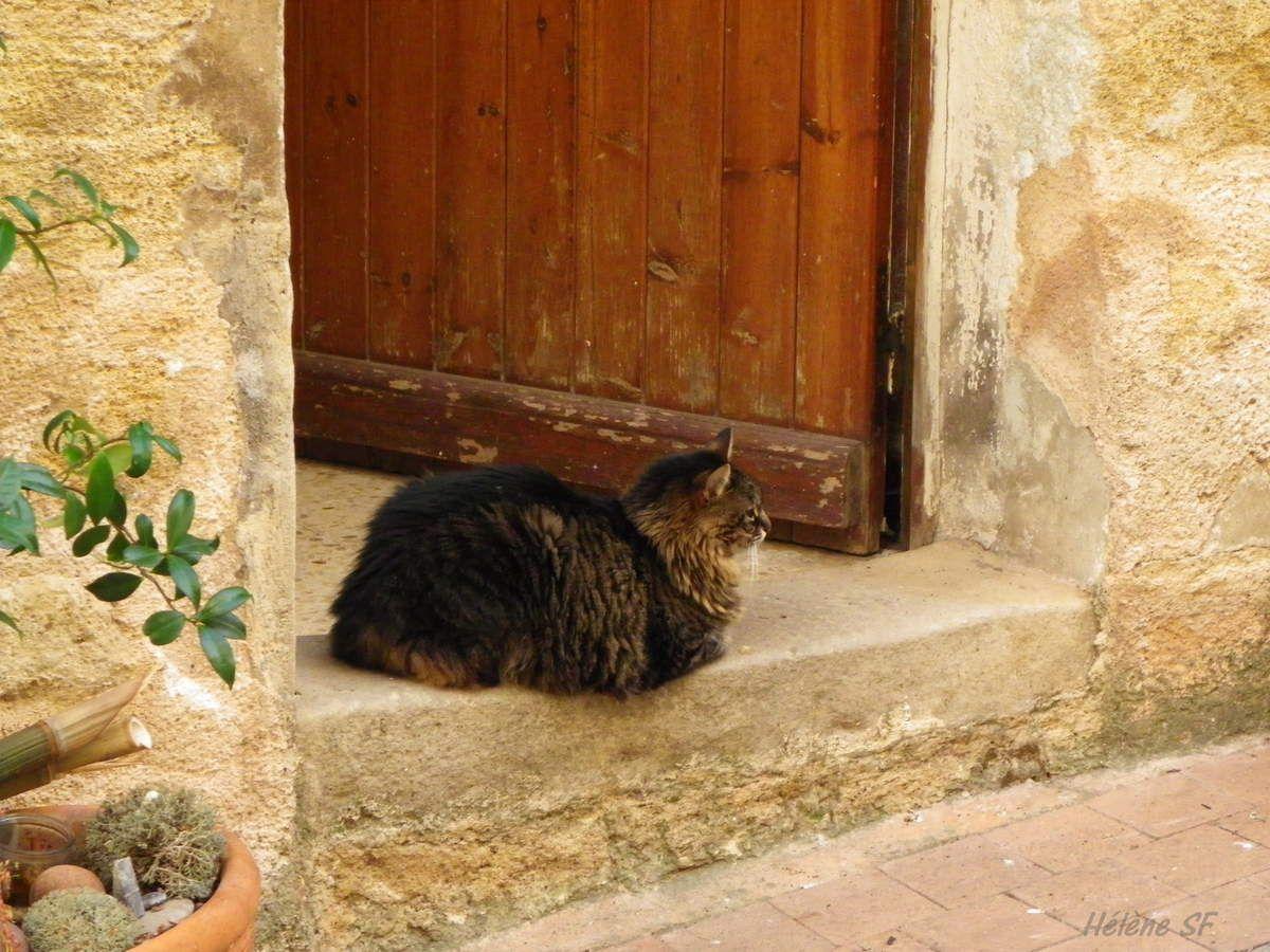 Jouques, un des plus beaux villages de Provence