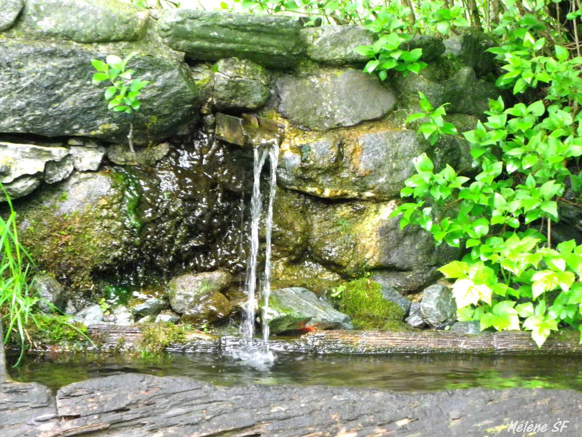 Balade en famille à Molines: les ruines du hameau du Roy