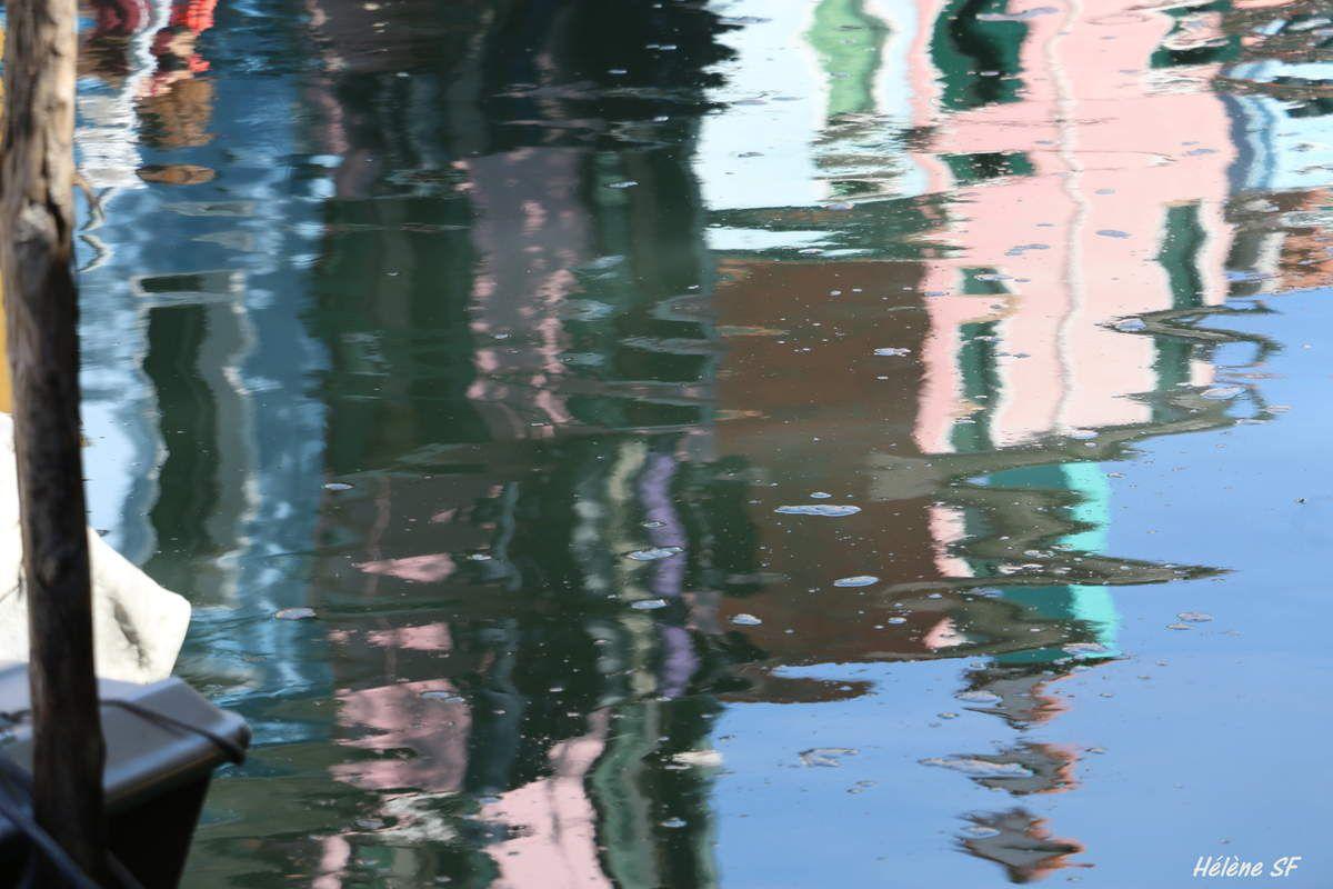 Burano, un vrai trésor à regarder
