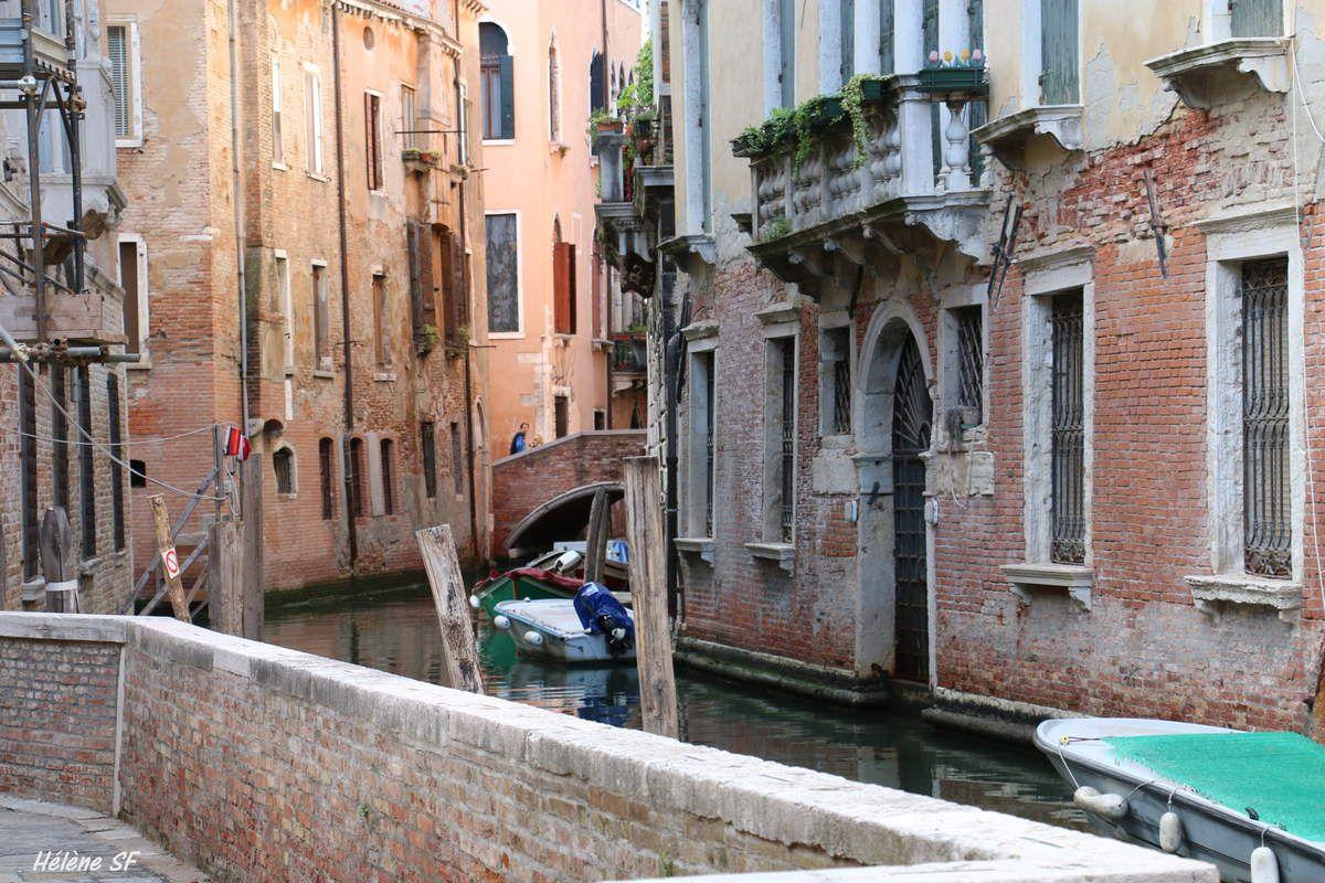 Venise au fil des canaux