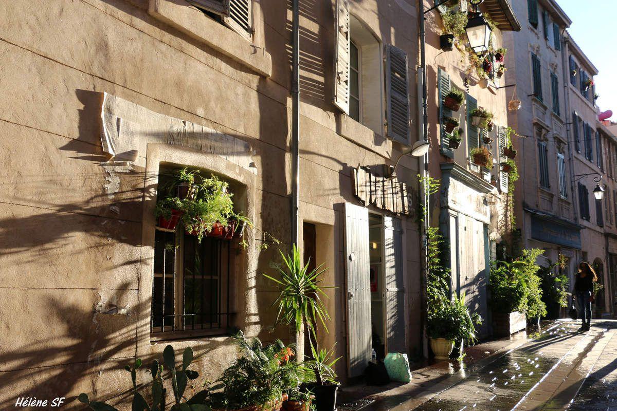 Marseille et le Panier, suite de la balade!