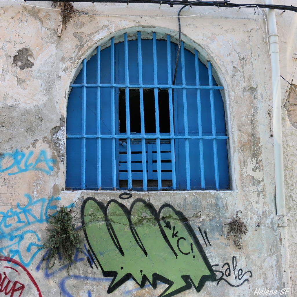 Une balade à Marseille, ça vous dit? Direction le quartier du Panier, charme, poésie (...) et Street art