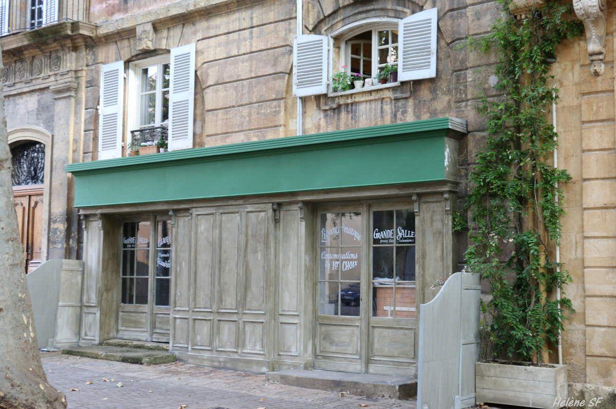 Balade à Aix dans le quartier de l'archevêché à la recherche de ses trésors