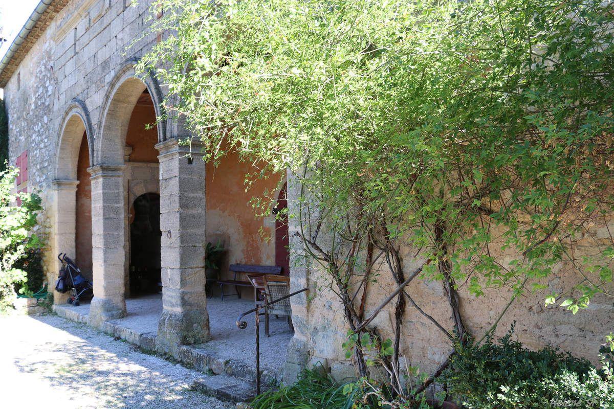 Là, lors des journées du patrimoine, vous pouvez visiter le superbe atelier d'Antoine Sartorio