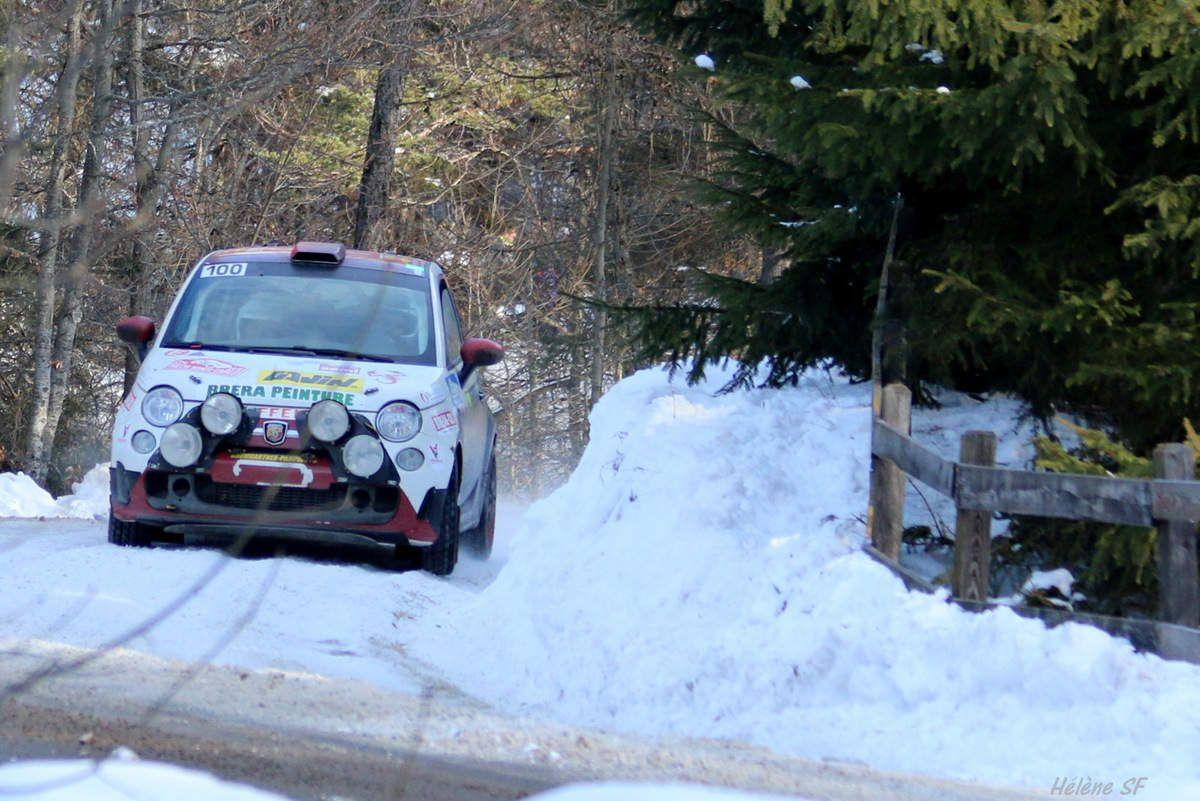 Ancelle Quand le rallye de Monte-Carlo passe à Moissières