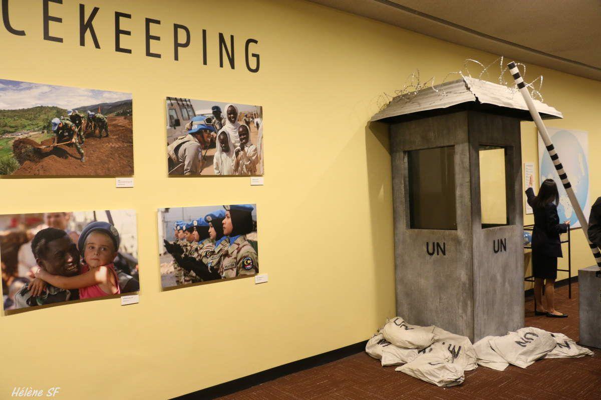 A New York on est allé visiter l'ONU, mon avis, mes photos