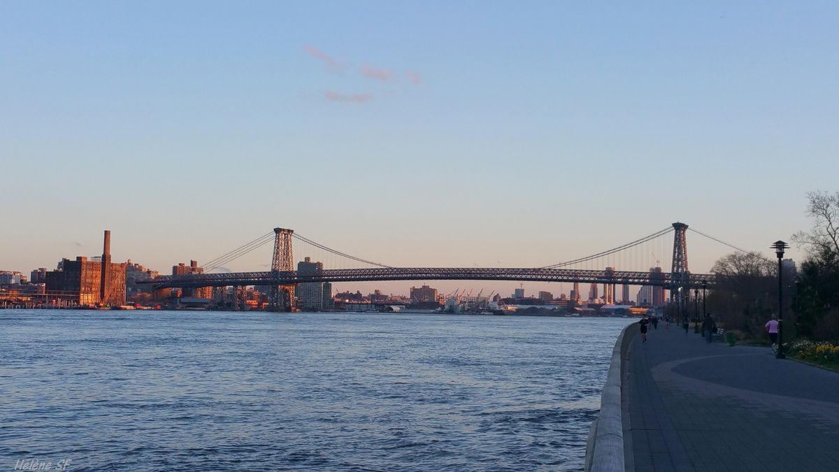 Les ponts de New York, collection de photos