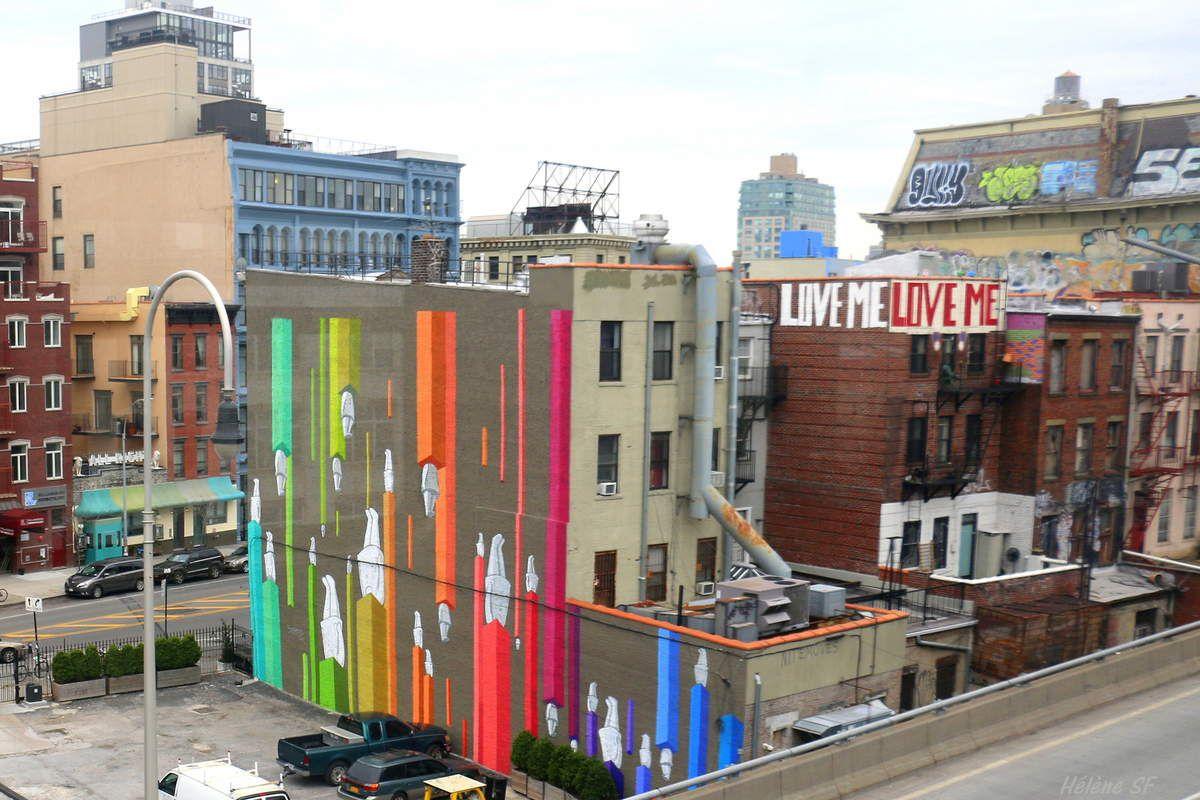 New York, balade à Williamsburg, un circuit tout en photos pour s'imprégner de son atmosphère et voir skylines et street art
