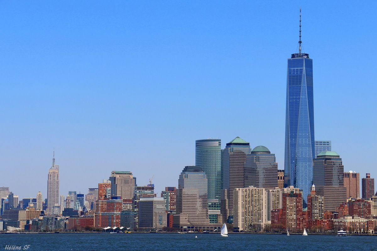 New York, aller voir la statue de la Liberté avec la croisière ou en ferry? Episode 2 avec la croisière, avis et images