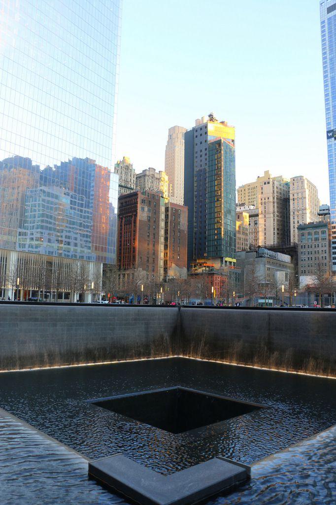 New York: aller voir le Mémorial et Ground Zero