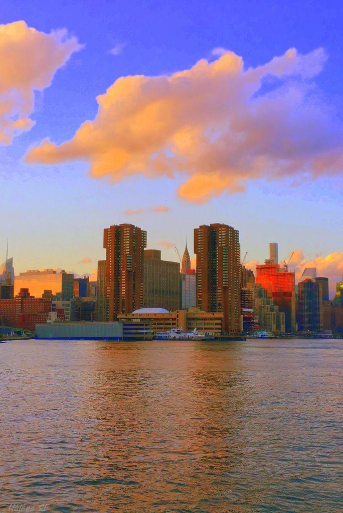 New York, Contrastes...