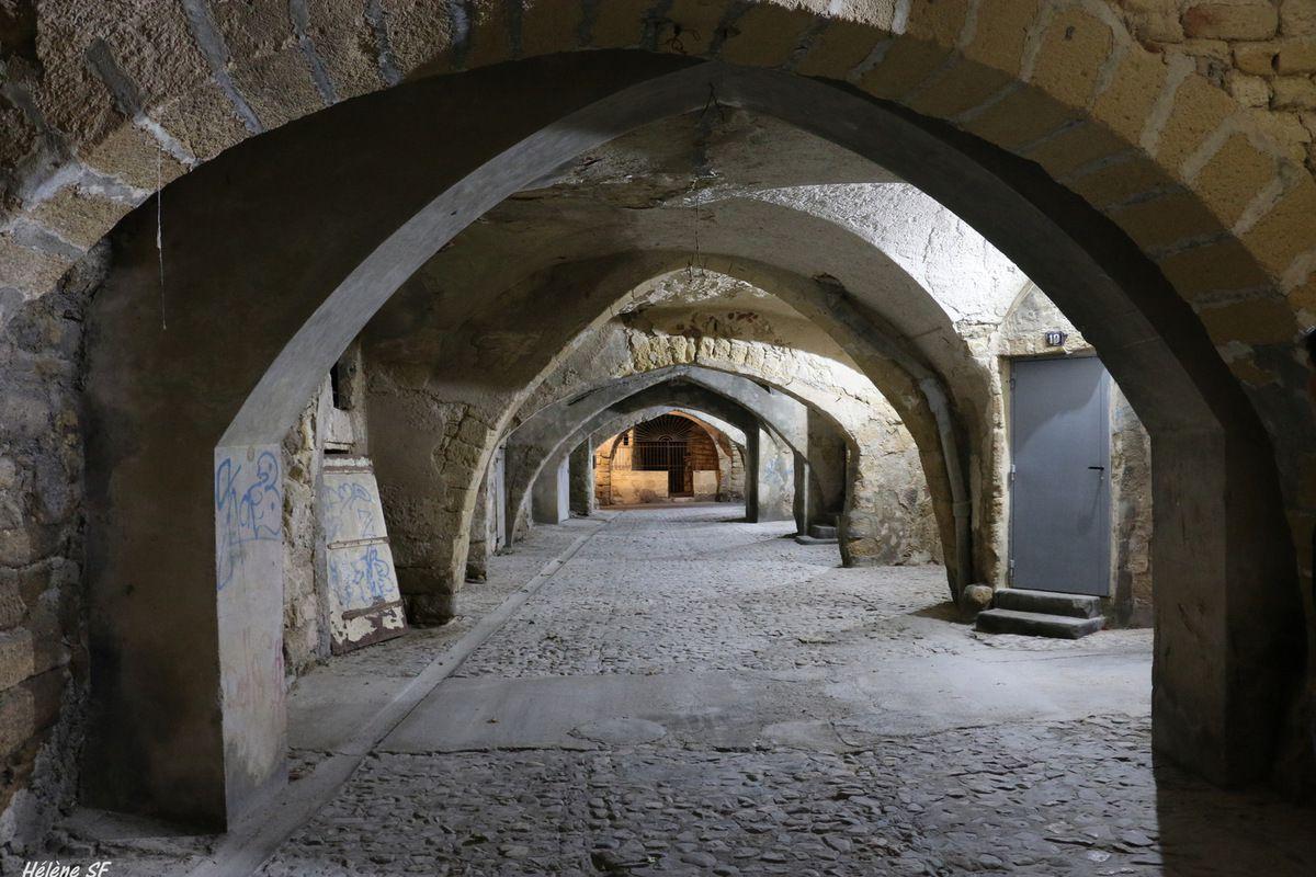 les arcades médiévales