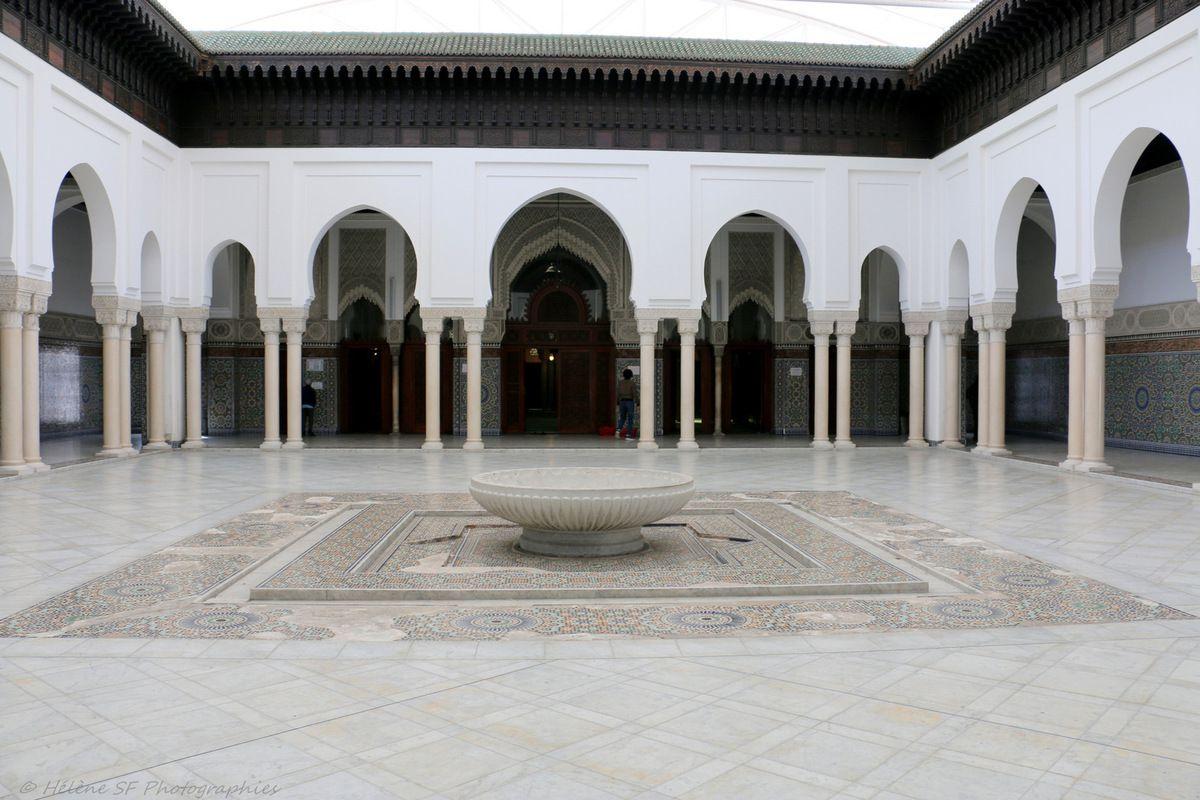Paris insolite et dépaysant: découverte en images de la Grande Mosquée