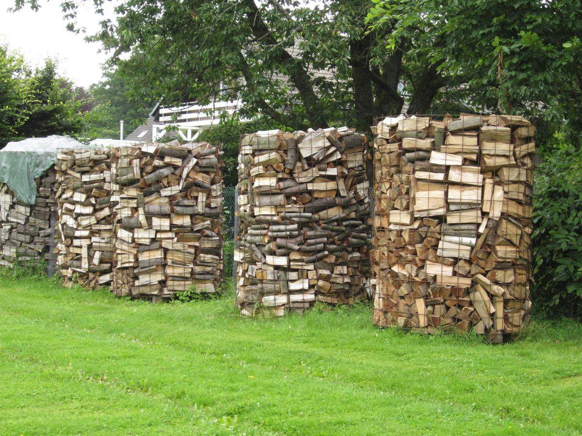 Pratique pour sécher le bois
