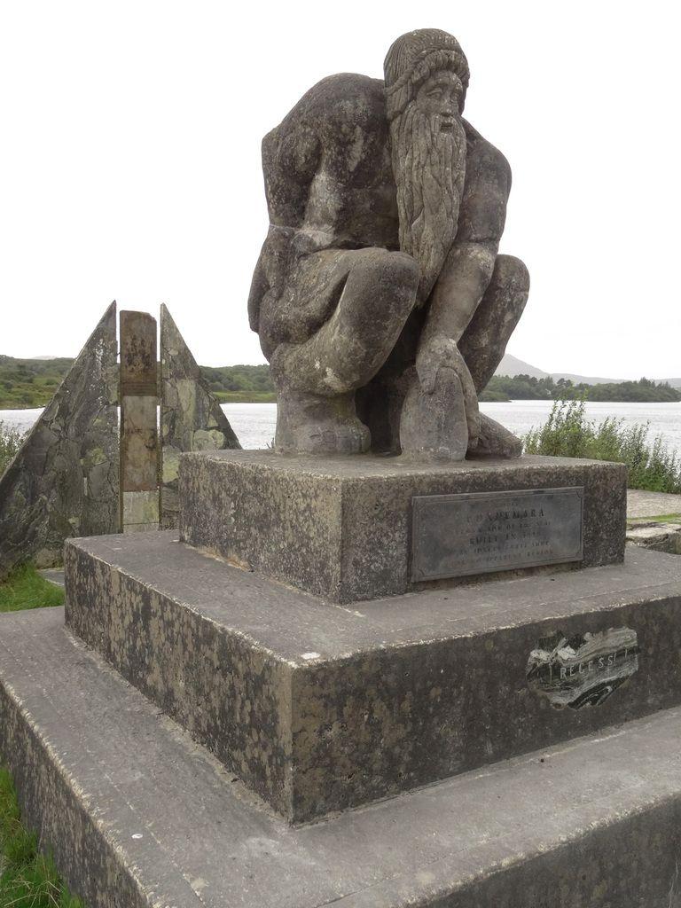 Le Géant du Connemara.