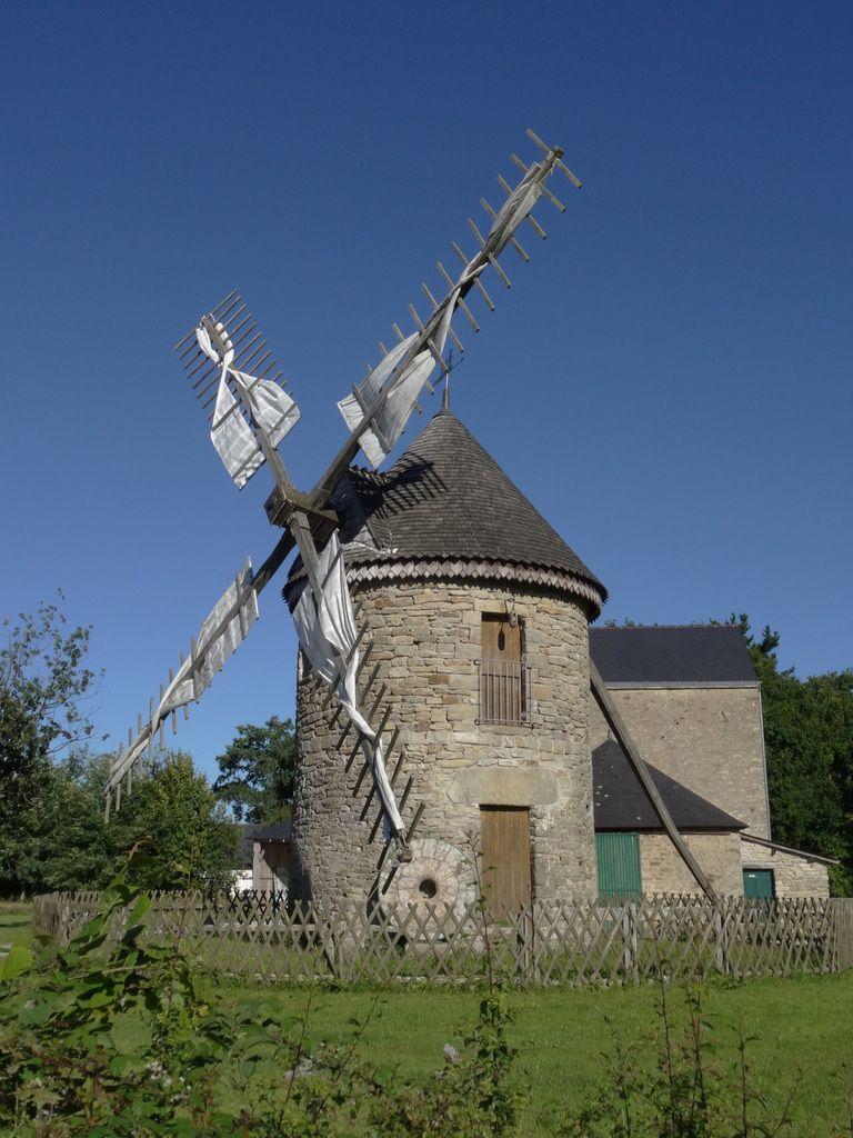 Le Moulin Neuf.