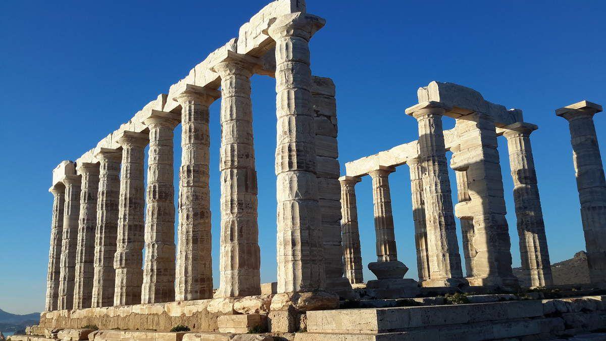 Bref séjour en Athènes (antique)