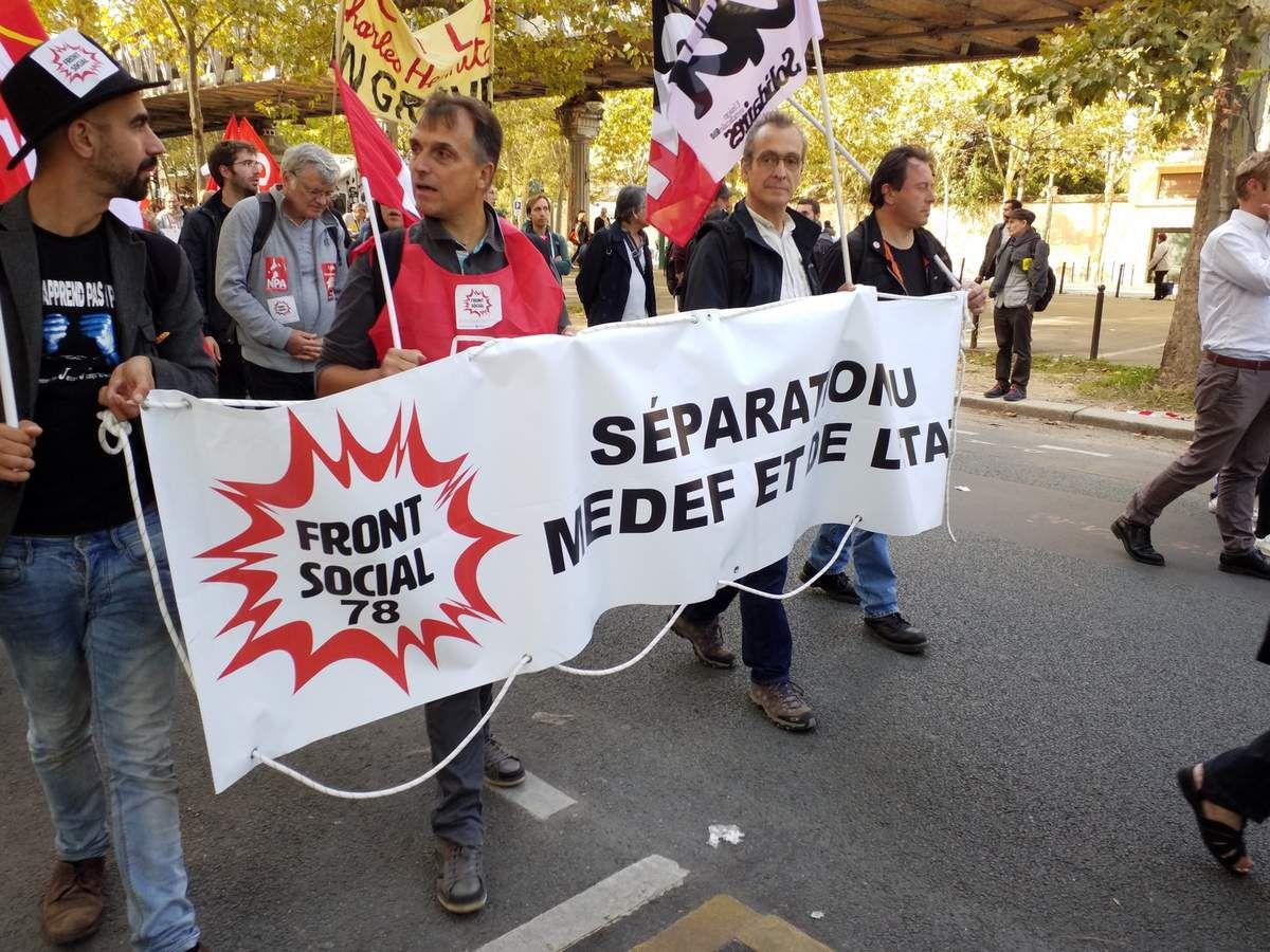 Une rentrée de luttes sociales