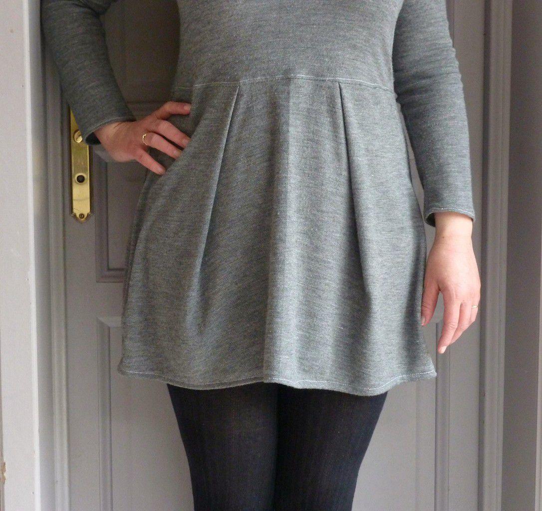 Le cas de la robe grise.