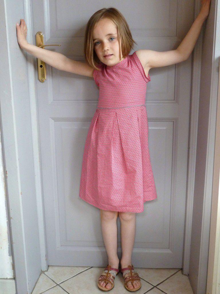 La robe de l'été.