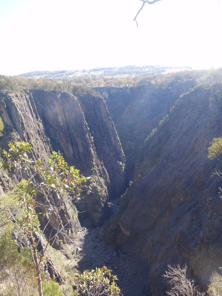 Oxley Wild Rivers National Park...