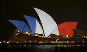 Opera House tonight...