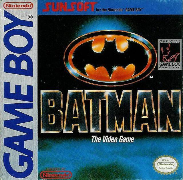 Test #89 : Batman – The Video Game (GB)