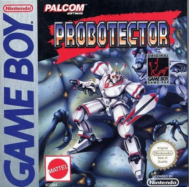 Test #92 : Probotector (GB)