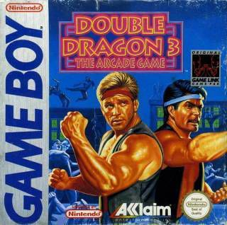 Test #93 – Double Dragon 3 : The Sacred Stone (GB)