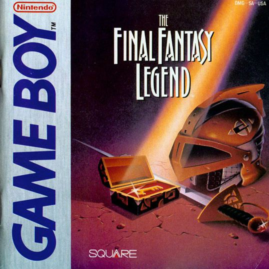 Test #94 – Final Fantasy Legend (GB)