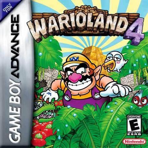 Test #95 - WarioLand 4 (GBA)