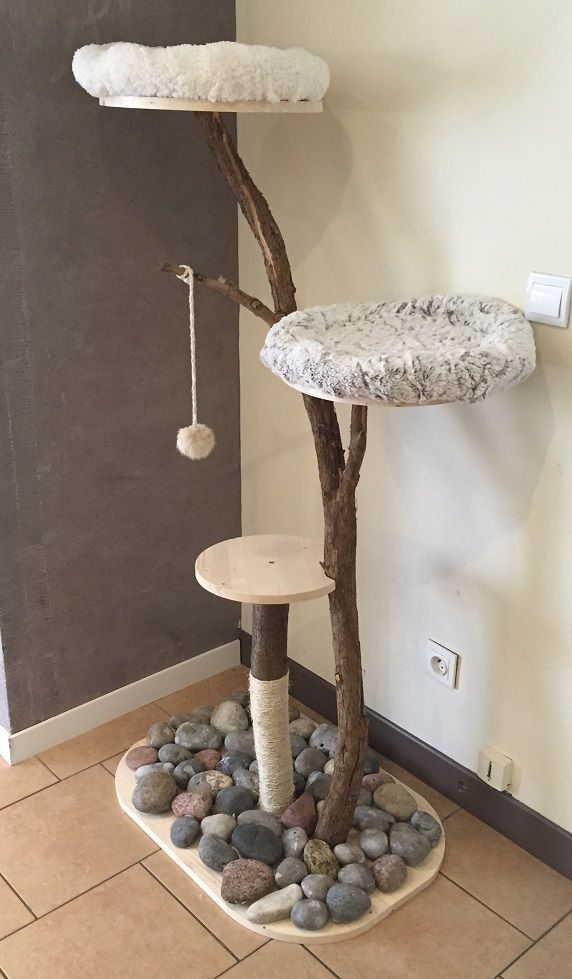 arbre a chat diy