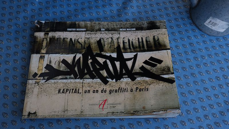 KAPITAL - un an de graffiti à Paris