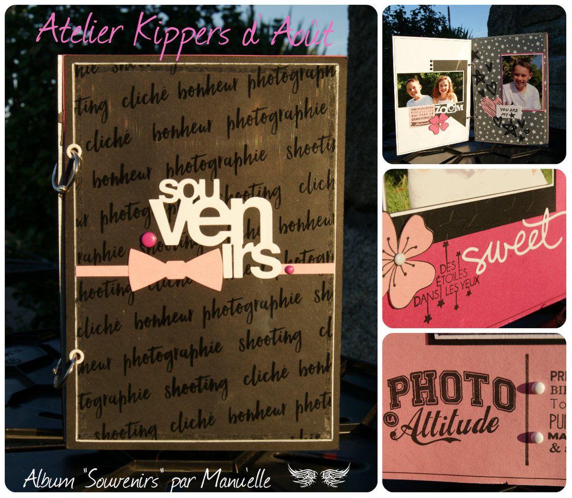 Atelier Kippers d'août : &quot&#x3B;Souvenirs&quot&#x3B;
