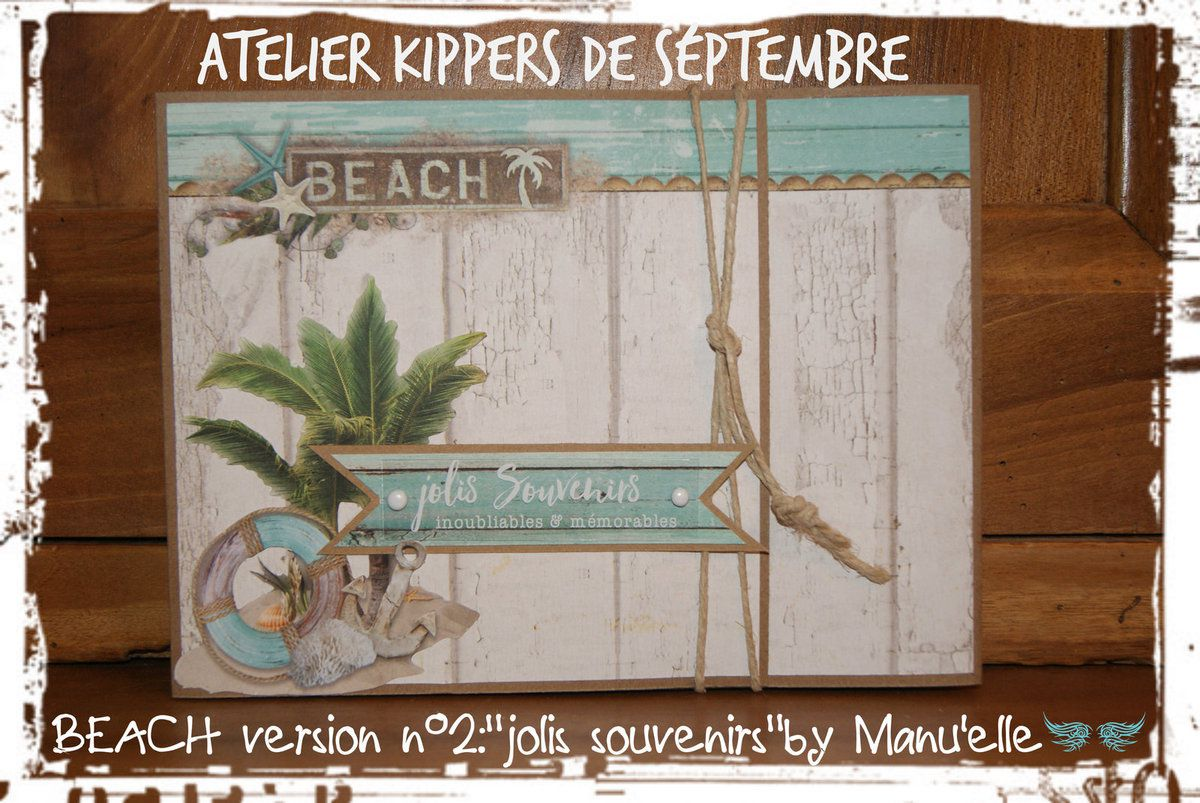 Album Kippers de septembre, version 2