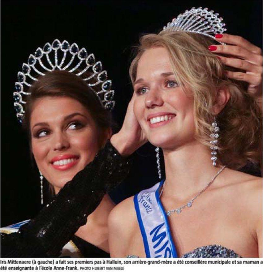 Etre couronnée par Miss France devenue Miss Univers 2017... Un rêve inimaginable qui s'est concrétisé pour l'Halluinoise Ambre Desurmon en 2016 !