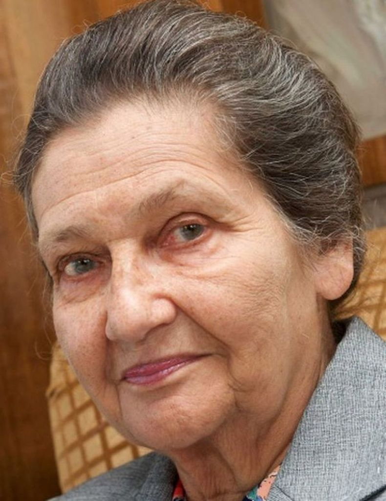 Photo AFP - Simone Veil
