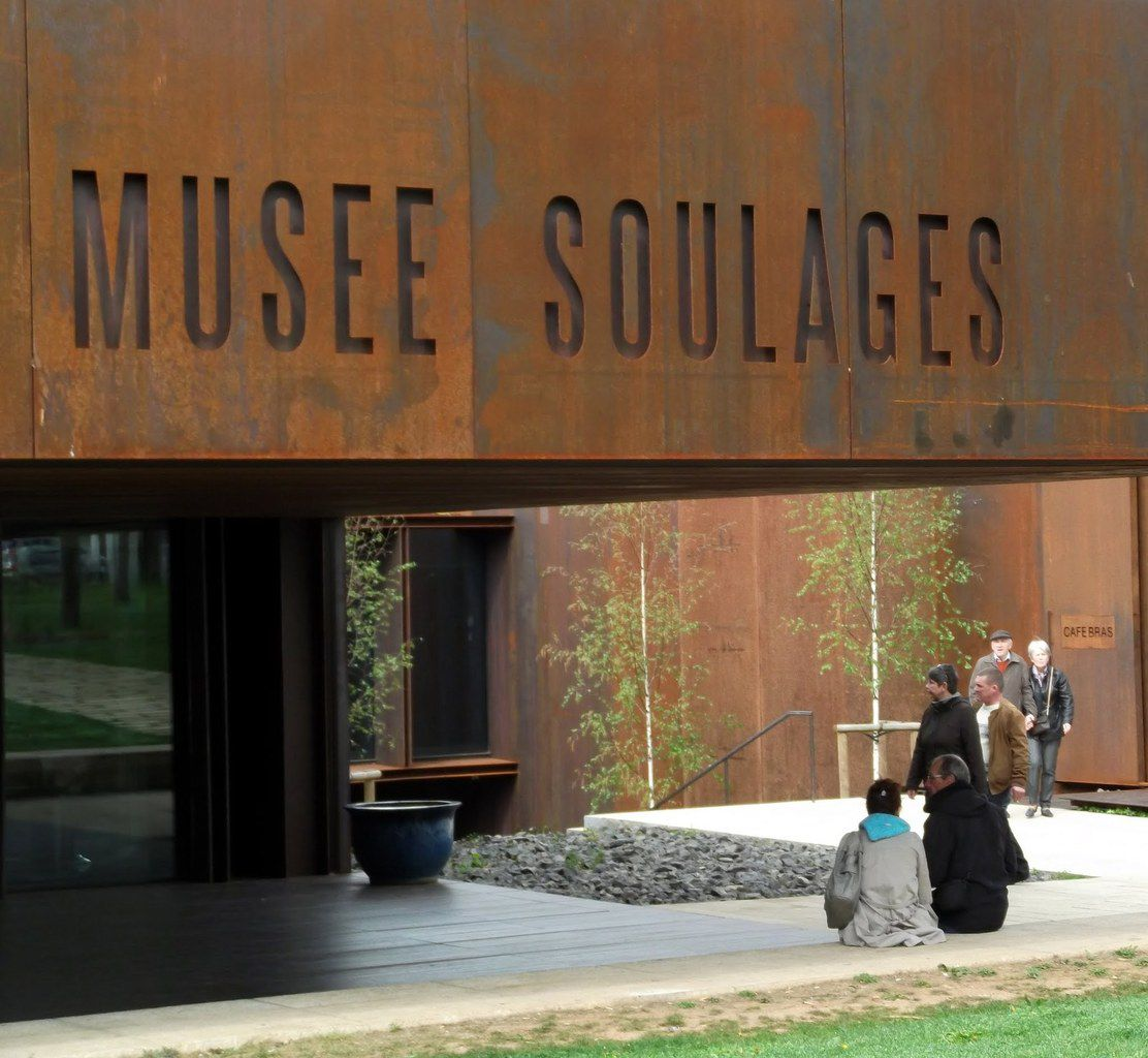 Le « Week-end Soulages » de la MAC'A , 23-24 avril 2016