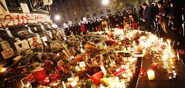 Săptămâna în care s-a tras cu AK-47 în Paris